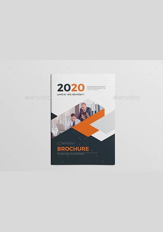 Sample Corporate Business Brochure