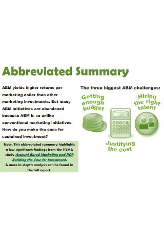 Account Based Marketing Survey PPT