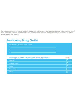 B2B Event Marketing Tactics Strategy