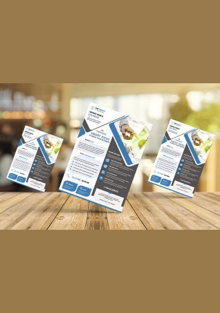 Business Corporate Flyer