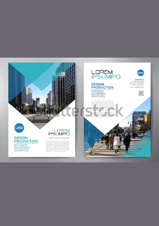Business Flyer InDesign