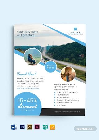 Business Flyer Template1