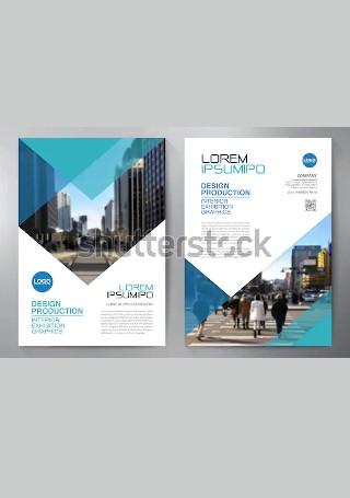 Business Flyer in Vector EPS1