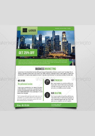 Business Marketing Flyer3