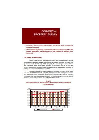 Commercial Property Survey