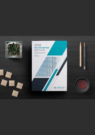 Company Profile Business Brochure