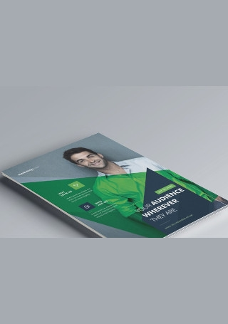 Corporate Flyer Template1
