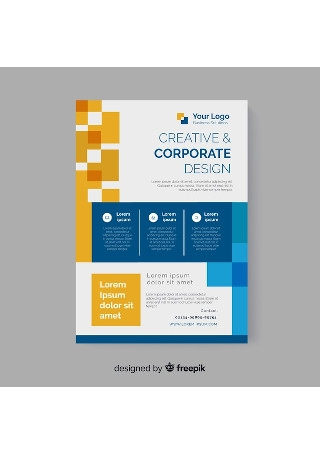 37+ SAMPLE Formal Flyers in PSD | InDesign | AI