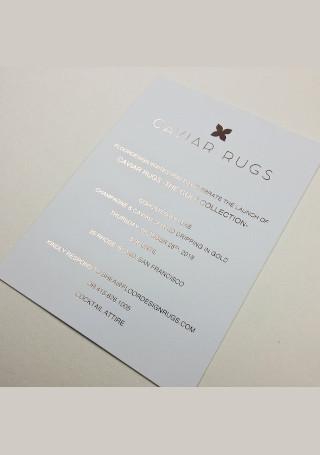 Creative Business Invitation