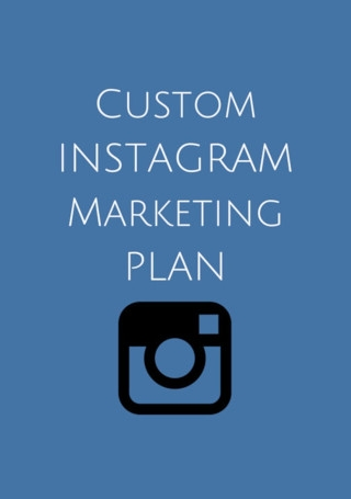 Custom Instagram Marketing Plan1