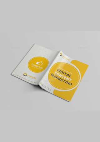 Digital Marketing Brochure