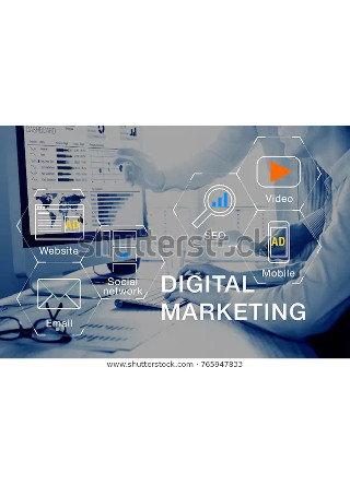 Digital Marketing Media
