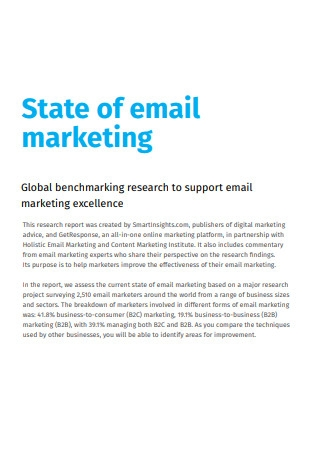 Email Marketing and Marketing Automation Sample