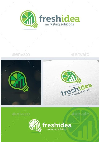 Fresh Idea Marketing Logo