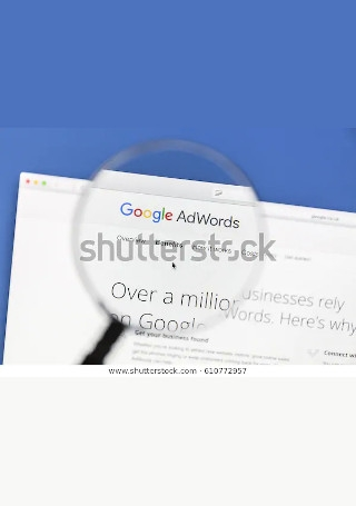 Google AdWords Online Advertising Service