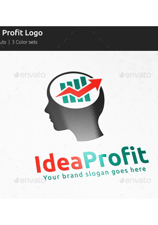 Idea Profit Marketing Logo
