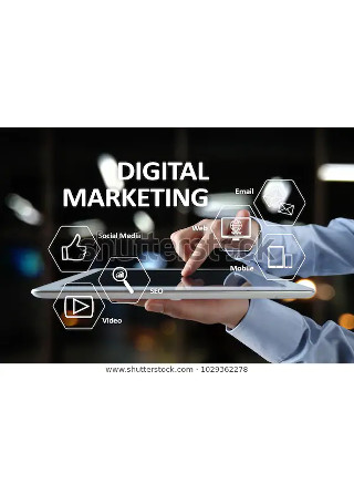 Internet Digital Marketing Technology