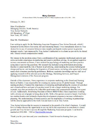 Marketing Director Cover Letter1