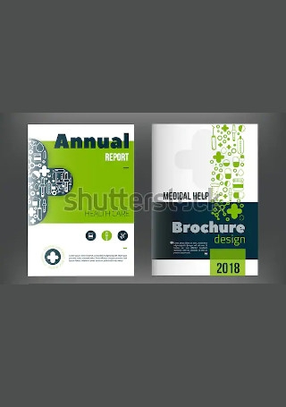 Medical Brochure InDesign
