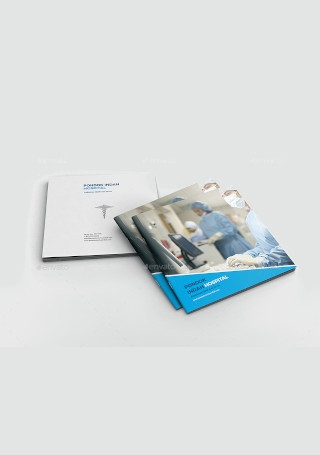Medical Care and Hospital Square Brochure