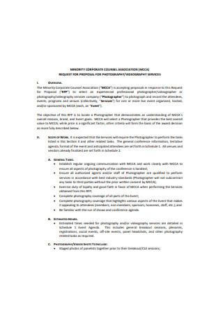 Minority Corporate Council Association Proposal