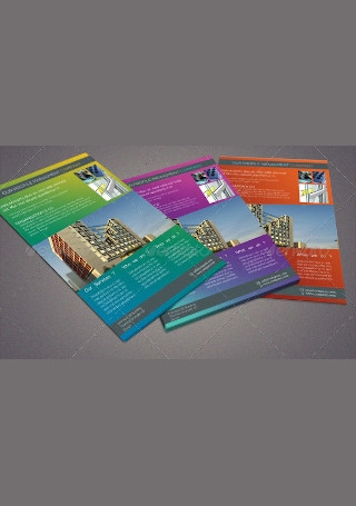 Modern Business Marketing Flyer