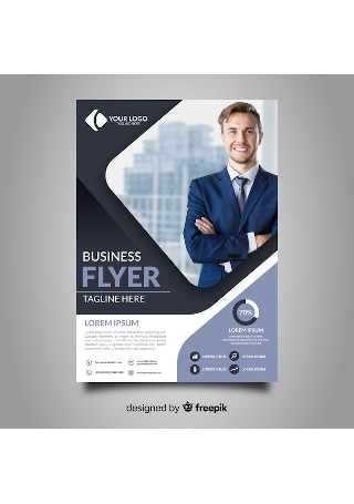 multi purpose flyer sample
