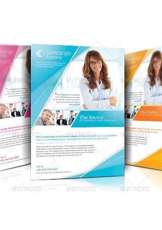 Multipurpose Flyer InDesign