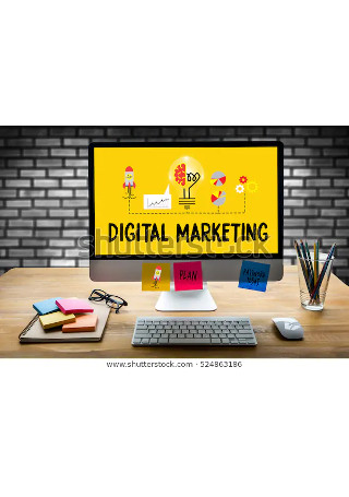 New Startup Digital Marketring Advertisment