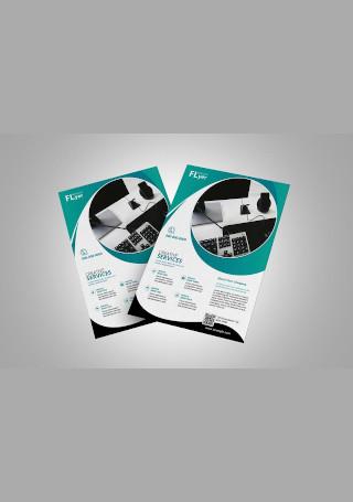 Printable Business Flyer Sample