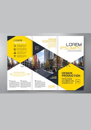 Retro Business Flyer Sample