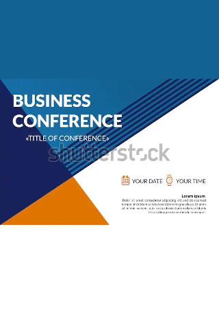 Sample Business Conference Invitation
