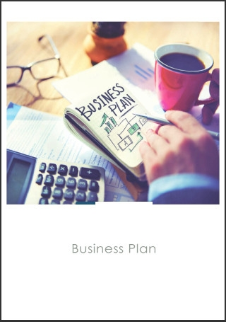 sample business plans format image