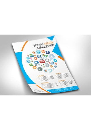 Social Media Marketing Flyer1