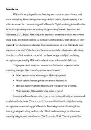 Study of Digital Marketing Strategies