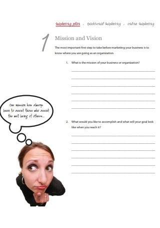 The Marketing Questionnaire
