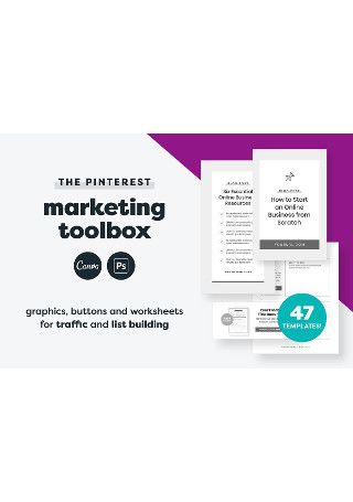 The Pinterest Marketing Toolbox