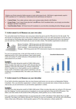 Understanding Sales Plan