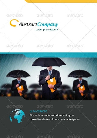 12 Page Business Brochure