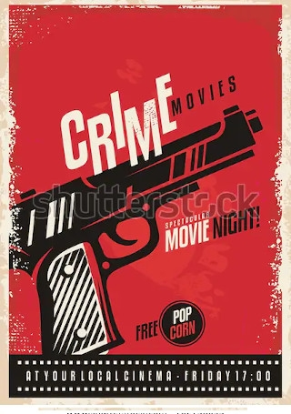Crime movies poster