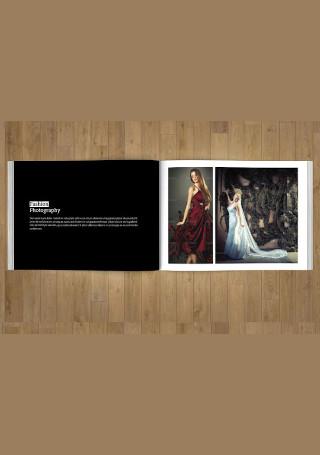 Fashion Company Advertising Brochure