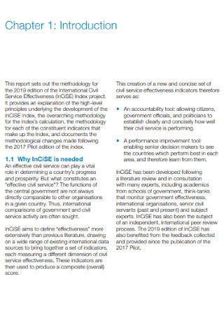 InCiSE Technical Report