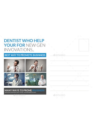Medical Doctors Postcards