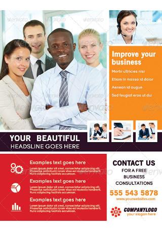 Multi Purpose Clean Design Flyer