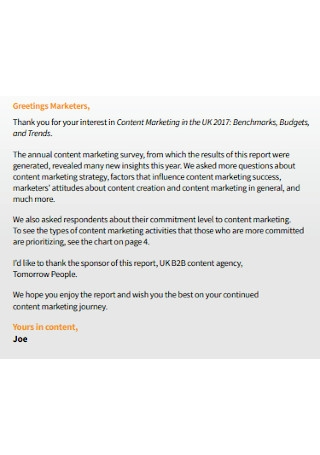 Organizational Content Marketing
