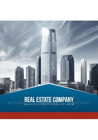 Sample Real Estate Brochure