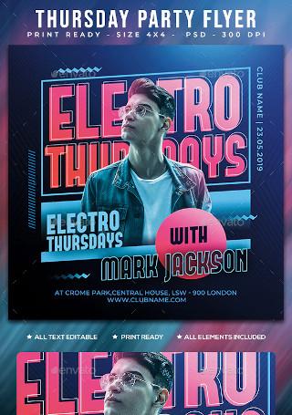 Thursday Flyer