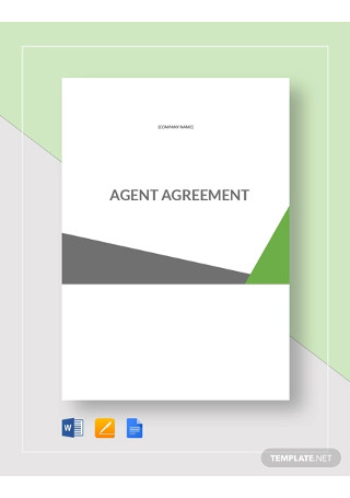 Agent Agreement Template