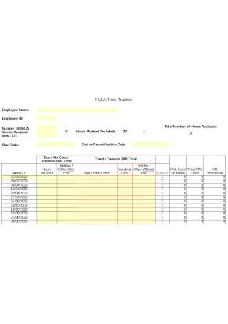 Employee Time Tracker