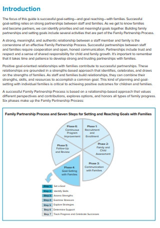 Family Partnership Agreement Process